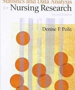 Test Bank for Statistics and Data Analysis for Nursing Research 2nd Edition Polit