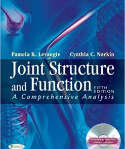 Test Bank for Joint Structure and Function 5th Edition by Levangie