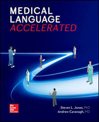 Test Bank for Medical Language Accelerated 1st Edition Jones