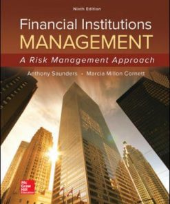 Solution Manual for Financial Institutions Management: A Risk Management Approach 9th Edition Saunders ISBN: 9781259717772