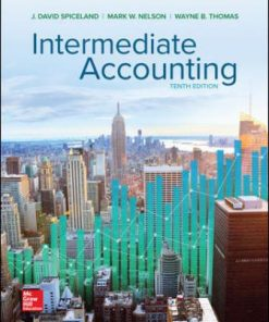 Solution Manual for Intermediate Accounting 10th Edition Spiceland ISBN: 9781260310177