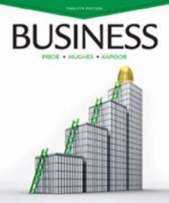 Test Bank for Business 12th Edition Pride ISBN: 9781133595854